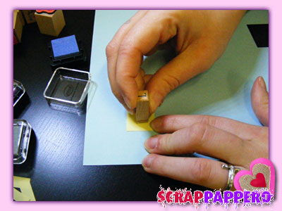 embossing timbro