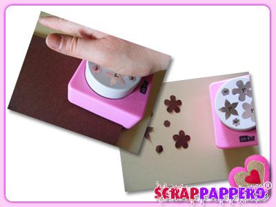 fiori carta scrap 02 fustella punches fiori petit petals