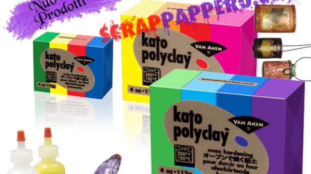 nuovi prodotti kato polyclay vendita