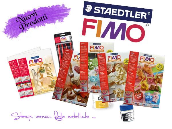Fimo staedtler stampi ed effetti