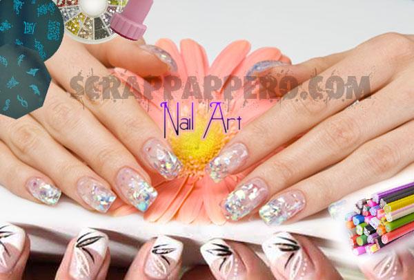 Nail Art prodotti in vendita
