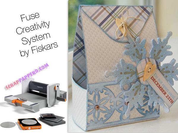 FUSE CREATIVITY SYSTEM Fiskars STARTER SET