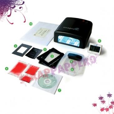 StampMaker crea timbri fai da te kit Imagepac Photocentric