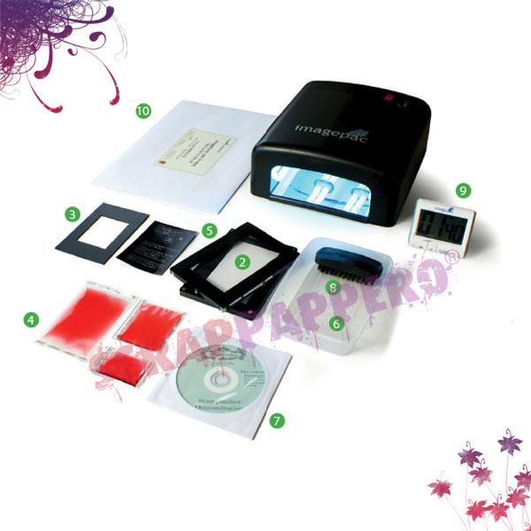 Come Creare Timbri Faidate Con Il Kit Stampmaker