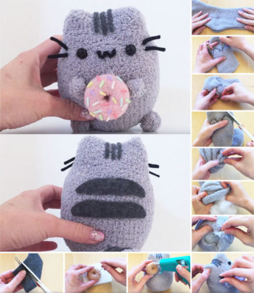 Video tutorial Peluche da Calze