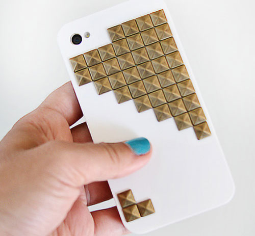 cover iphone personalizzata con strass