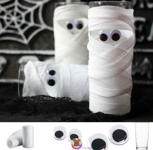 mummie halloween