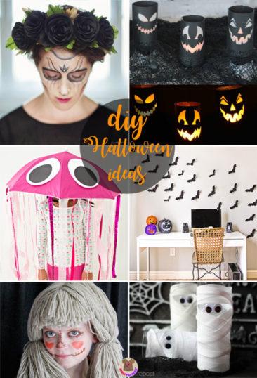 DIY Halloween 2016: 6 idee fai da te facili da provare