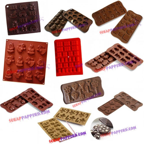 vendita online stampi in silicone