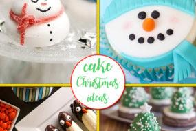 Christmas Cake :) 4 idee veloci per Natale