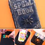come creare un libro incantesimi