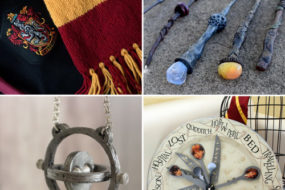 Harry Potter: 4 tutorial facili da fare a casa
