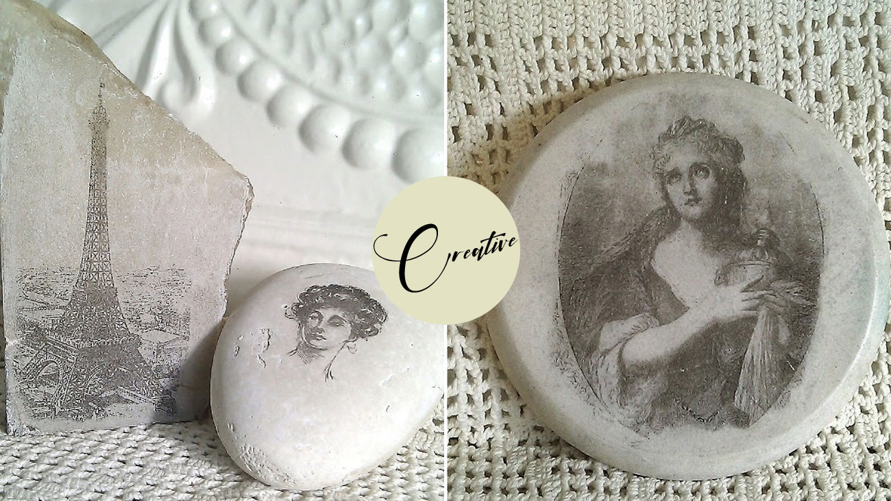 photo stone transfer
