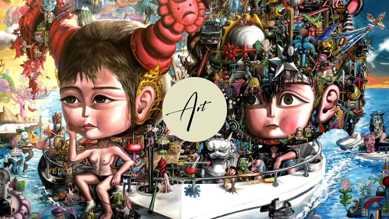 Illustrazioni by Kiatanan