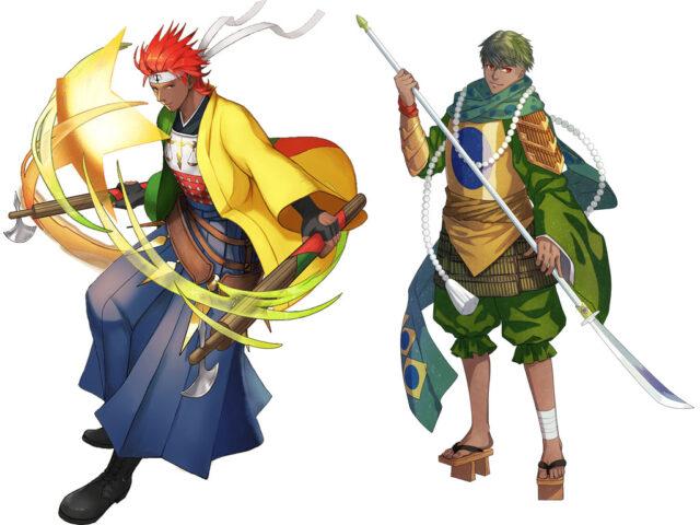 Anime Tokyo olimpiadi 2021 cameron brasile