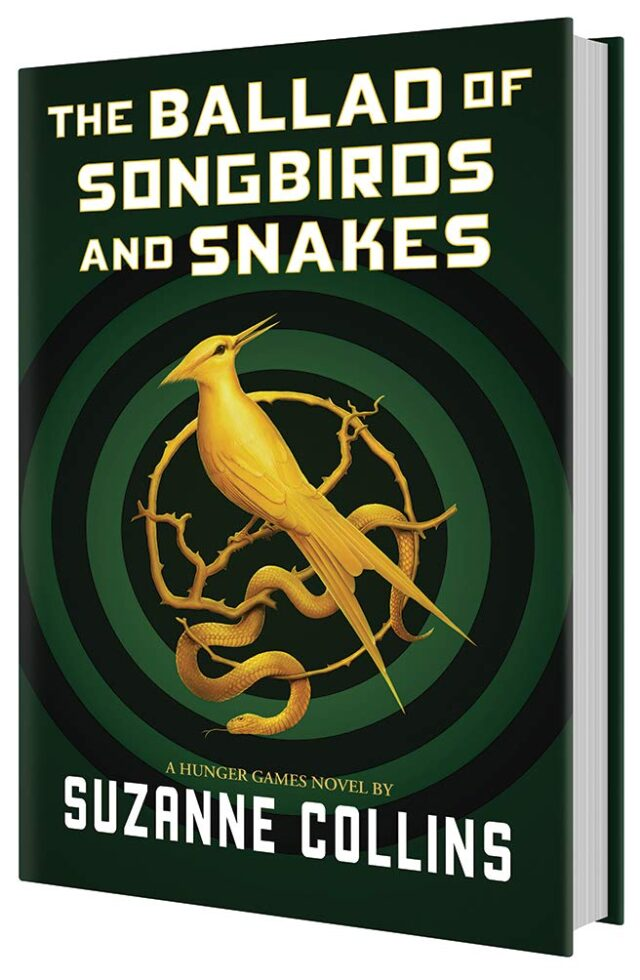 The Ballad of Sonbirds and Snakes Hunger Games
