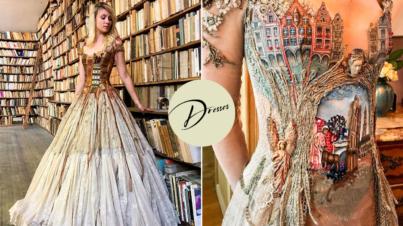 vestiti creativi amazing dresses