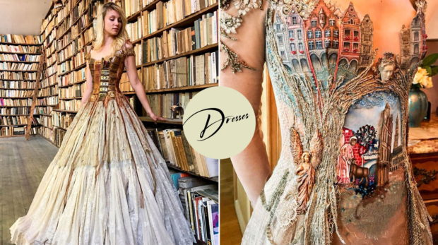 vestiti creativi amazing dresses