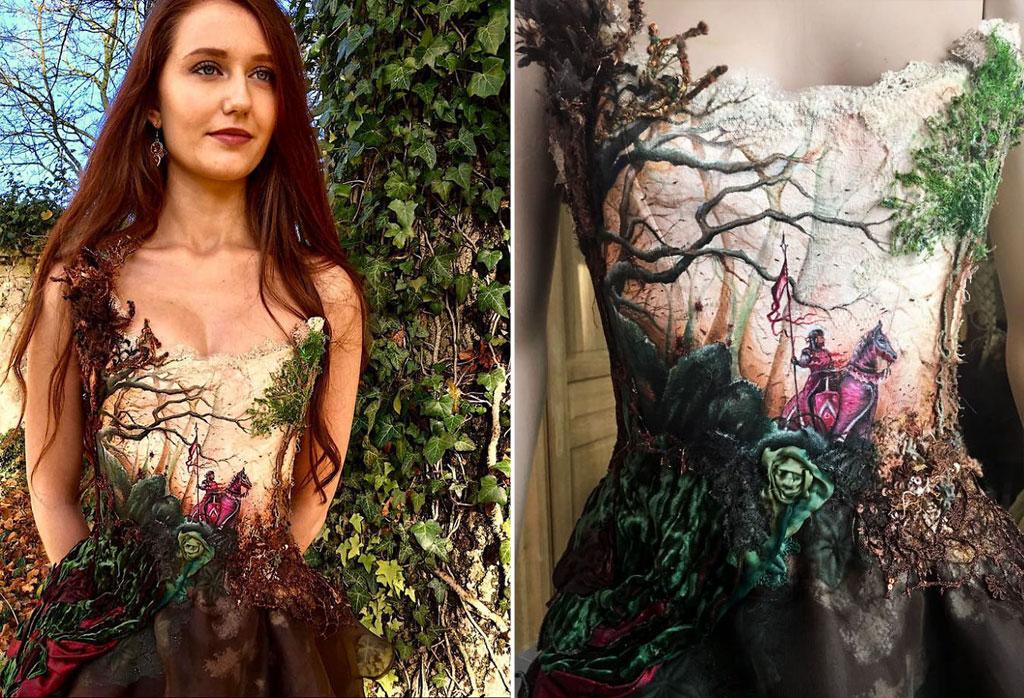 moda fantasy abbigliamento